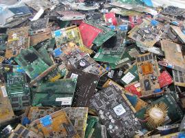 פתרונות של פסולת אלקטרונית